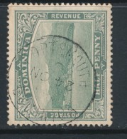 DOMINICA, Postmark PORTSMOUTH - Dominique (...-1978)