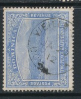 DOMINICA, Postmark VIEILLE CASE (WMK BLOCK CA) - Dominique (...-1978)