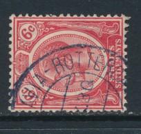 STRAITS SETTLEMENTS, Postmark BATAVIA ROTTERDAM (NETHERLANDS INDIES) - Straits Settlements
