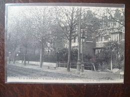 LAMBERSART- CANTELEU   Avenue De L'hippodrome  édit: C.S - Lambersart