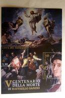 VATICAN 2020, CENTENARY PEINTER RAFFAELLO , SHEET MNH** - Vatican