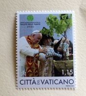 VATICAN 2020, INTERNATIONAL YEAR SALUTE DELLE PIANTE MNH** - Vatican