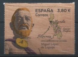 ESPAÑA 2020 ED-5413 ** DESCUBRIDORES DE OCEANIA. MIGUEL LOPEZ DE LEGAZPI - 2011-... Unused Stamps
