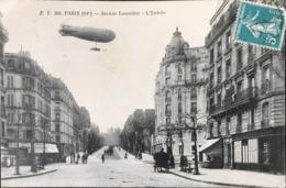 PARIS Avenue Laumière - L'entrée - Dirigeable - Arrondissement: 19