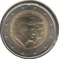 PB20014.1 - PAYS-BAS - 2 Euros Commémo. Willem Alexander Et Beatrix - 2014 - Pays-Bas