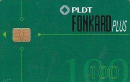 PHILIPPINES(chip) - PLDT Telecard 100 Pesos, Chip Siemens 35, Exp.date 31/12/01, Used - Philippinen