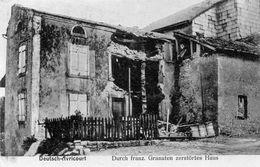 DC2615 - Deutsch-Avricourt 1. Weltkrieg Grand Est Franz- Granaten Frankreich - Weltkrieg 1914-18