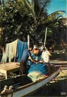 Martinique - Départ Pour La Peche - CPM - Voir Scans Recto-Verso - Martinique