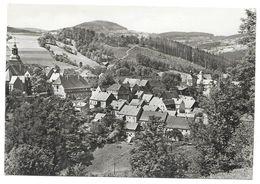 8246  LAUENSTEIN (Kr. DIPPOLDISWALDE)   1963 - Schellerhau