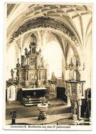 8246  LAUENSTEIN (Kr. DIPPOLDISWALDE) - IINNERES DER STADTKIRCHE   1963 - Schellerhau