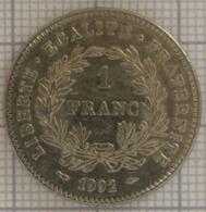 1 Franc, France, 1992. TTB. 200ème Anniversaire - République Française. - France