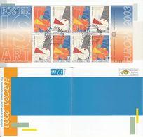 Cyprus Europa Cept  PZB 2003 Booklet Gestempeld Fine Used - Europa-CEPT