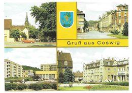 8252  LAUENSTEIN (Kr. MEIßEN) - MEHRBILD   1989 - Schellerhau