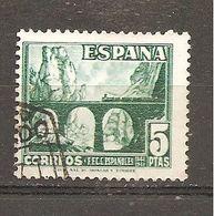 España/Spain-(usado) - Edifil  1038 - Yvert  780 (o) - 1931-Aujourd'hui: II. République - ....Juan Carlos I