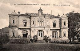Bouguenais * Château De La Gaudinière * Châteaux De La Loire Inférieure N°500 - Bouguenais