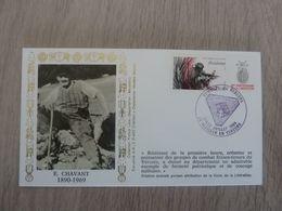 EUGENE CHAVANT (1890-1969) Combats Du Vercors - Editions Amis - Année 1984 - - Oblitérés