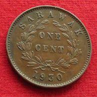 Sarawak 1 Cent 1930 - Autres – Asie