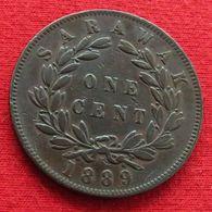 Sarawak 1 Cent 1889 - Autres – Asie
