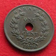Sarawak 1 Cent 1896 - Autres – Asie