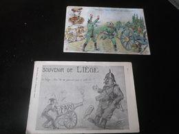 LOT DE 74 CPA / VRAC GUERRE 14-18 - Postcards