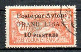 Grand Liban Gross-Libanon Luftpost Y&T (Maury)  PA 4° (I) - Luftpost