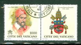 Vatican; Scott # 1099; Usagé  (9158) - Vatican