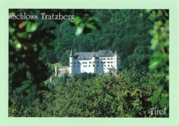 A - T - Schloss Tratzberg - Jenbach / Tirol - Ed. TKV Chizzali N° 18363 [Stans] - Jenbach