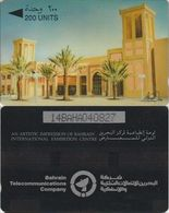 4/ Bahrain; P31. Exhibition Centre, CP: 14BAHA - Bahrein