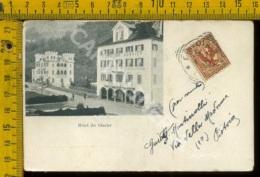 Svizzera Bignasco Hotel Du Glacier - Other