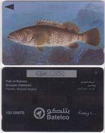 23/ Bahrain; P66. Grouper, 40BAHJ - Bahrein