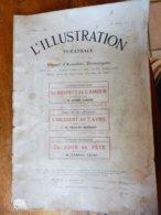 LE RESPECT DE L'AMOUR;L'INCIDENT DU 7 AVRIL ,de Tristan Bernard;UN JOUR DE FÊTE (orig :L'ILLUSTRATION THÉÂTRALE 1911) - Theatre