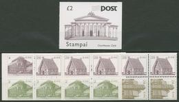 Irland 1982 Markenheftchen Architektur MH 11 Postfrisch (C95404) - Markenheftchen