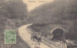 MULLERTHAL (Echternach - Luxembourg): Schiesstümpel - Muellerthal
