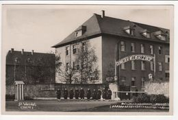 CPSM - SAINT WENDEL (Allemagne) - Quartier Welvert 2e BCP -2ème Bataillon Chasseurs Portés - Allemagne