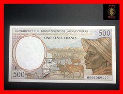 C.A.S CENTRAL AFRICAN STATES Cameroun 500 Francs 2000  P. 201 E  UNC - États D'Afrique Centrale