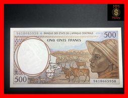 C.A.S CENTRAL AFRICAN STATES Gabon 500 Francs 1994 P. 401 L  UNC - États D'Afrique Centrale