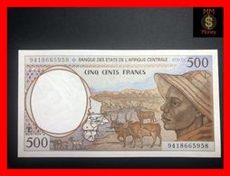 C.A.S CENTRAL AFRICAN STATES Gabon 500 Francs 1994 P. 401 L  UNC - Central African States