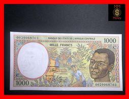 C.A.S CENTRAL AFRICAN STATES Congo 1.000 1000 Francs 2000  P. 102 C  UNC - - États D'Afrique Centrale