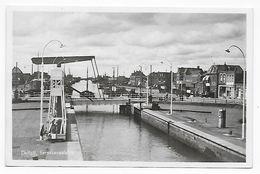 CPA Delfzijl, Eemskanaalsluis, 1956 - Delfzijl
