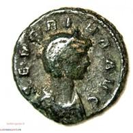 ROMAINE - Demi-Aurelianus SEVERINE 274 Ap JC. RIC.6 VENUS - 3. Les Antonins (96 à 192)