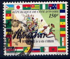 COTE D'IVOIRE - 900A° - MARATHON INTERNATIONAL D'ABIDJAN - Costa De Marfil (1960-...)
