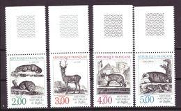 Frankrijk / France / Frankreich 2676 T/m 2679 MNH ** (1988) - Frankreich