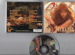 France D'Amour CD Original Déchaînée 11 Titres Ma Révolution Vivante La Chanson Des Fleurs Lettre à Ma Mère - Musique & Instruments