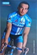 Postcard Simone Cadamuro - Team Milram - 2006 - Cycling