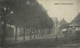 BRECHT 1912 GEMEENTEPLAATS   ANTWERPE  ANTWERPEN  ANVERS Bélgica Belgique - Brecht