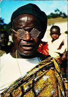 Cote D'Ivoire  Homme Lunettes En Or - Ivoorkust