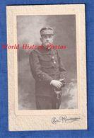 Photo Ancienne - Beau Portrait & Autographe D'un Général à Identifier - 1907 - Photographe Chéri Rousseau - Guerra, Militari
