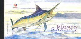 South Africa - 1999 Migratory Species Souvenir Booklet # SG SP2 - Carnets