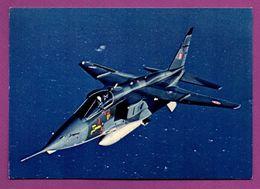 Jaguar De La 11è Escadre De Chasse. Base Aérienne 136 Toul-Rosières. 1990 - 1946-....: Modern Era