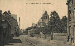 Brecht Lessiusstraat   ANTWERPEN  ANVERS Bélgica Belgique - Brecht